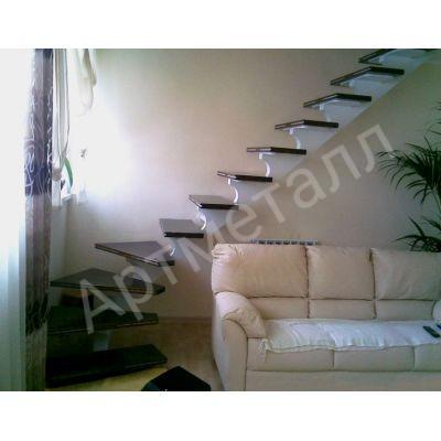 Лестница на одном косоуре 5