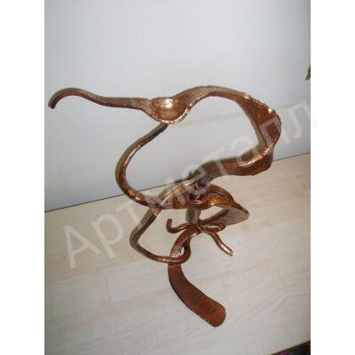 Фигура металлическая кованая