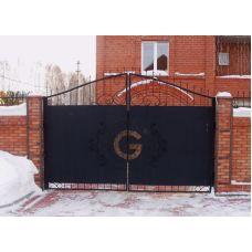 Въездные ворота G