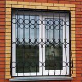 Решётки на окна в Новосибирске. Изготовление и монтаж.