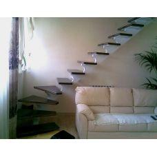 Лестница на центральном косоуре 3
