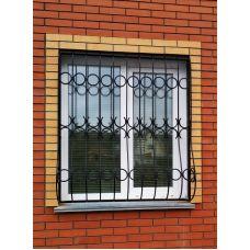 Решётки на окна №22
