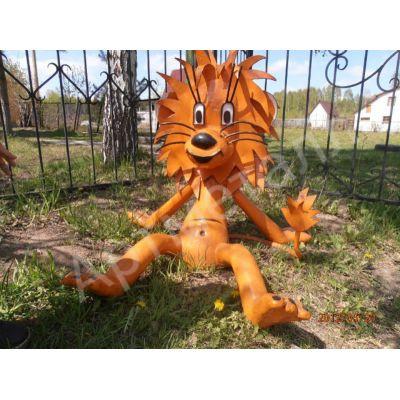Львёнок металлический