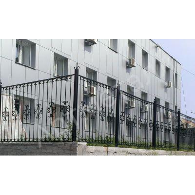 Забор - ограждение