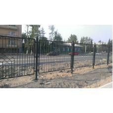Придомовой забор